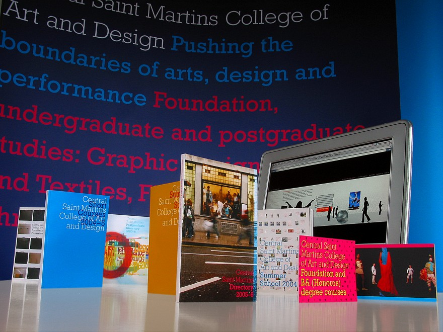 Central Saint Martins College of Art and Design
