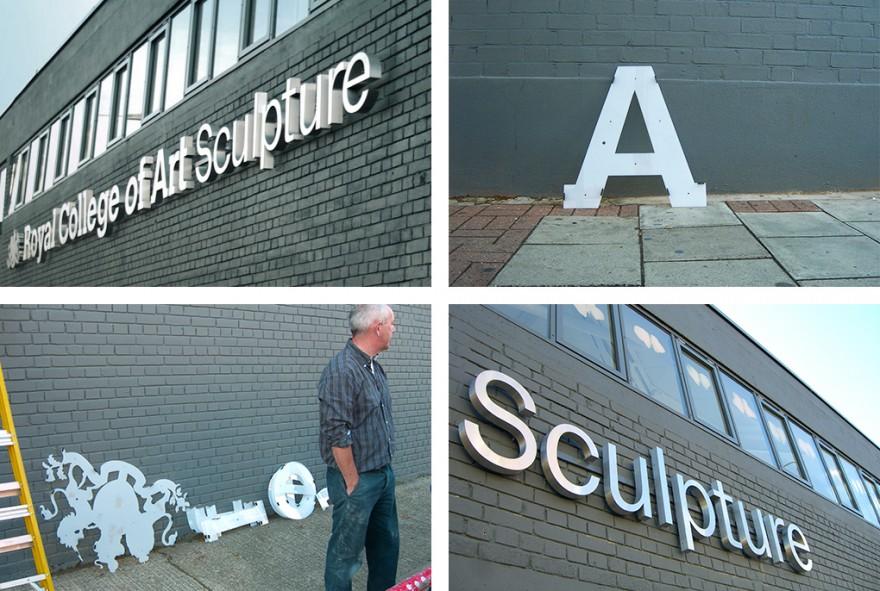 Royal College of Art Sculpture