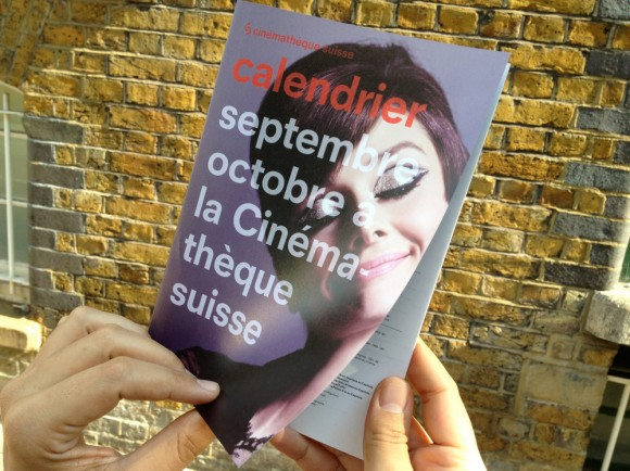 Calendrier Cinematheque.Flagship Bulletin For Cinematheque Suisse Jannuzzi Smith