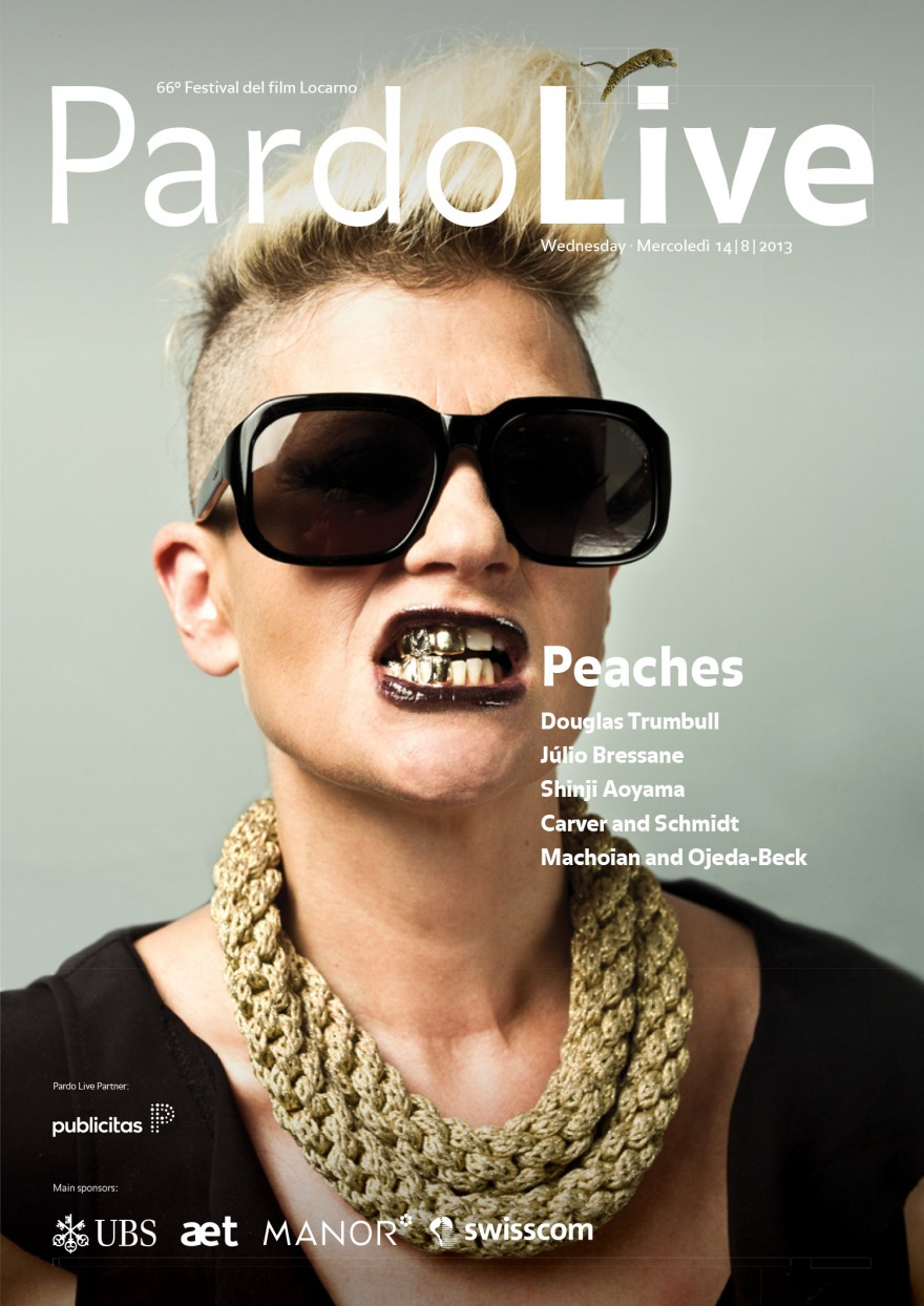 Pardo Live – Peaches