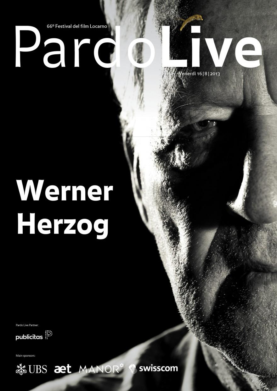 Pardo Live – Werner Herzog