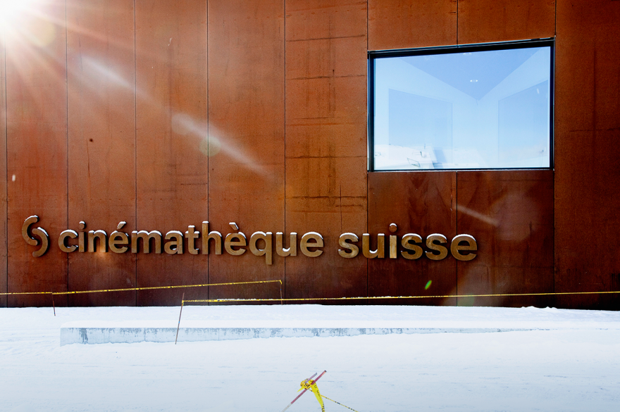 Cinémathèque suisse, Penthaz