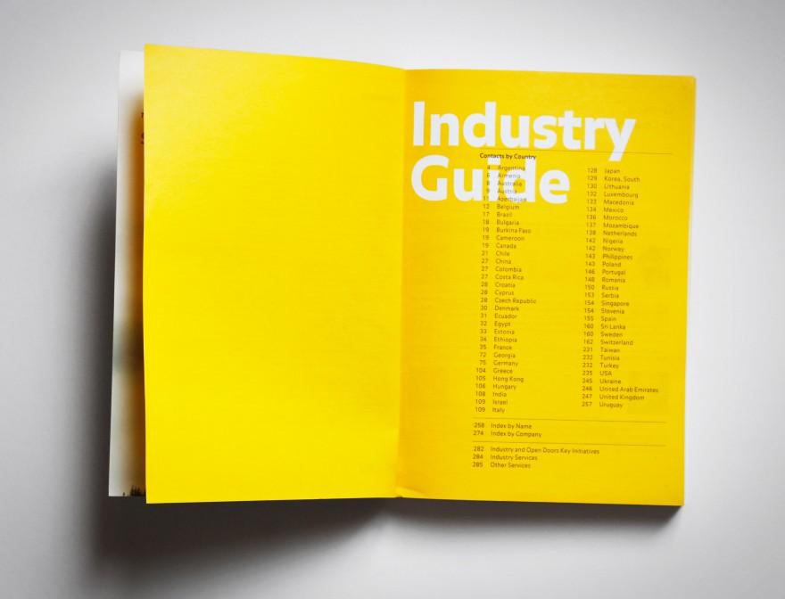 Industry Guide / Open Doors