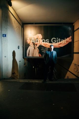 Amos Gitai at Cinémathèque suisse
