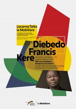 Locarno Talks Francis Kéré